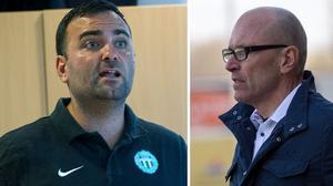 VSK:s ordförande Andreas Dayan säger att klubben inte hade något annat väl än att gå skilda vägar med Tor-Arne Fredheim.