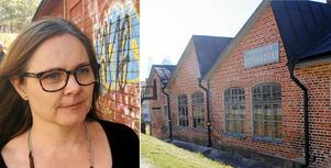 Pythagoras, med museichefen Erika Grann, har ansökt om ett kommunalt anslag på 1,9 miljoner kronor. Kommunen föreslår 1,2 miljoner.