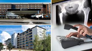 Signaturen Frustrerad patient ställer tre frågor till de ansvariga i Region Västernorrland. Bilder: Arkiv / TT