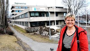Nina Fållbäck Svensson, sjukhusdirektör i Region Västernorrland, hade inte tagit jobbet om hon vetat vad som väntade.