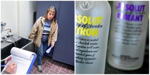 """Ulrica Olsson, civilutredare vid polisen, varnar för att fulspriten kan vara skadlig.  """"Vi vill varna för att den förekommer"""", säger hon."""