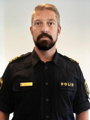 Henrik Dahlström. Foto: Pressbild