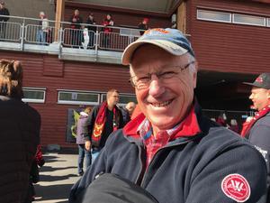 Dag Wiklund, 66 år, pensionär, Fanbyn.