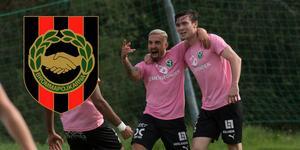 Gottne fick bästa möjliga uppladdning inför cupmatchen, med en 6-0-seger i serien mot Umeå FC Akademi. Där spelade Ö-vikslaget i rosa tröjor och samlade in pengar till Cancerfonden.