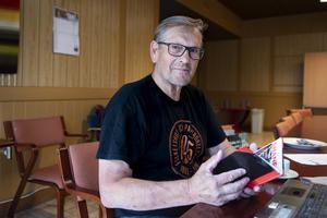 Mats Hägglund, boende i Degersjö utanför Trehörningsjö, kan mycket om Kerstins Uddes historia.