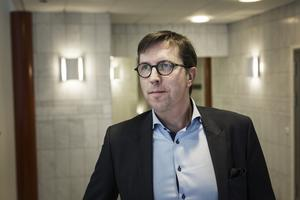 Marcus Strömberg, vd för Academedia. Foto: Anders Ahlgren / SvD / TT /