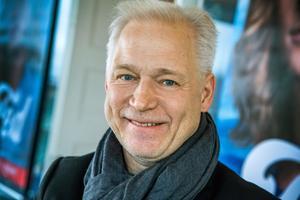 Hannes Holm. Foto: Claudio Bresciani / TT