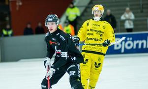 Tillbergakaptenen Robin Andersson hyllade sitt unga lag efter 6–5-segern mot Vetlanda.