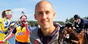 Det är många stora svenska idrottare som tar hjälp av Lars Ljung i sin strävan att bli bättre. Bilden är ett montage.