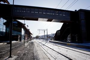 Åre Station.Bild: Emma Rodling.