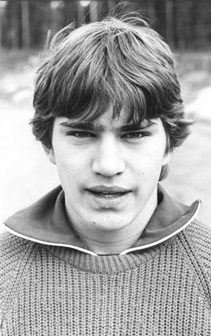 Stefan Gyökeres plockades upp som ung talang i Stuguns A-lag.