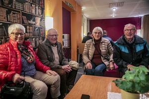 Berit Ericsson, Ernst Nilsson, Anna Ericsson och Kurt Ericsson, samtliga från Strömsund, var samstämmiga i sin recension av Anders Lundin och Jonas Olofsson: