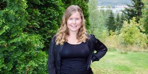 Sofia Holgersson gick i pappa Ulfs fotspår och blev polis.