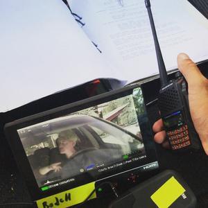 Johan Bodell producerar, regisserar och har skrivit manus till kortfilmen som spelades in i Kilafors. (foto: Kw Studios)