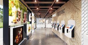 Den nya Maxrestaurangen kommer att fokusera mycket på nya tekniska möjligheter.