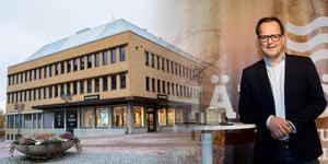 20 nya lägenheter i ett trygghetsboende vid torget i Härnösand planeras av fastighetsbolaget Arwidsro.