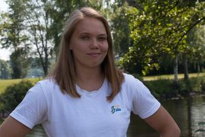 Frövijudokan Anna Bernholm är en av 15 svenska idrottare som redan fått klartecken för OS i Tokyo 2020.