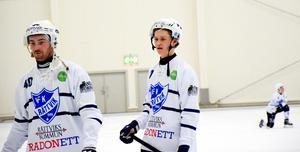 Tim Stjernström hoppas att Rättvik kan bita sig kvar i toppstriden hela säsongen.