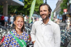 Therese Metz och Emanuel Hort. Pressbild.