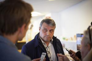 Daniel Kindberg i Ångermanlands tingsrätt.