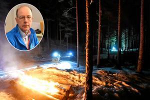 Vasaloppets sportchef Tommy Höglund säger att Nattvasan kommer att genomföras.
