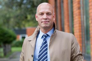 Patrik Jakobsson är Söderhamns nya kommunchef.