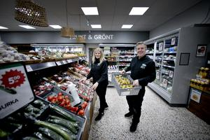 Mikael Olofsson och Petra Hillblom hade en turbulent start som Tempoägare i Sandviken
