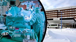 Efter en ständig uppgång av kostnaderna för hyrsjuksköterskor i Region Västernorrland märks nu ett trendbrott.