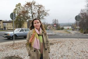 Det mest omtalade ingreppet i centrala Bergsjös infrastruktur är i hamn.– Jag är supernöjd, säger stadsarkitekt Christina Englund
