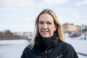 Maria Zander, 50 år, ekonomiadministratör, Silje.