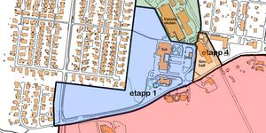 Etapp 1. Karta: Nynäshamns kommun