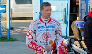 Andreas  Jonsson biuldar par med lagkamraten i elitserien, Jacob Thorssell, i Best Pairs.