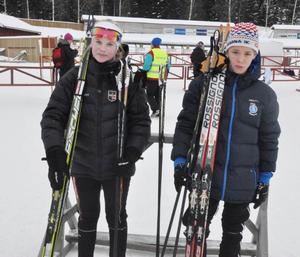 Gry Abrahamsson-Gjersvold, Östersund och Jesper Persson, Åsarna, var två av de mer framgångsrika jämtländska deltagarna vid USM i Torsby. Gry tog guld i masstart, i klassen D14–15, medan Persson knep silver i samma pojklass.