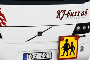 KJ-buss AB i Alfta är ett av de bussbolag som berörs av Inköp Gävleborgs upphandling.