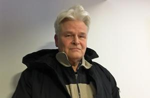 Lars Högberg, lokalhistoriker Härnösand.