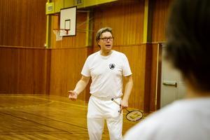 Sören Norell är jättenöjd med Best on court.