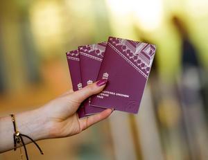 Att få ett pass har blivit till ett krångligt problem i Sverige.