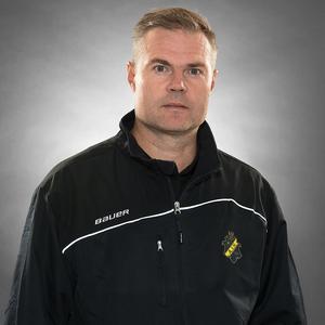 Stefan Persson, tidigare målvaktstränare i AIK numera i Spartak Moskva. Bild: Stig Kenne/TT