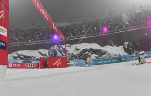 Andre Myhrer vinner finalen före Michael Matt