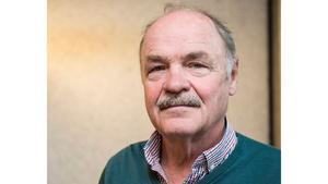 Folke Nyström, gruppledare för Miljöpartiet i Timrå kommunfullmäktige.