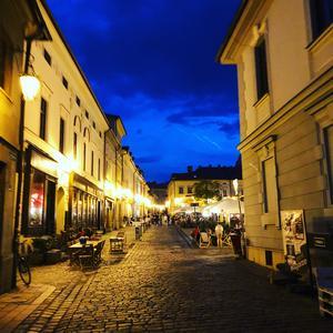 Bielsko-Biala i södra Polen är ett bra exempel på en vacker stadskärna, enligt insändarskribenten (som skickat in bilden).