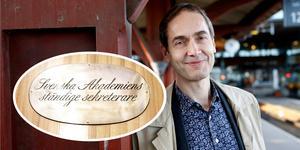 Mats Malm blir Svenska Akademiens nya ständiga sekreterare.