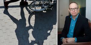 Regeringen har utsett Fredrik Malmberg till utredare av den personliga assistansen. Foto Hasse Holmberg/Bertil Enevåg Ericson
