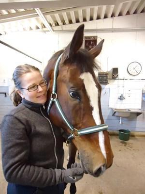 Annelie Gradin. Foto: srk.se