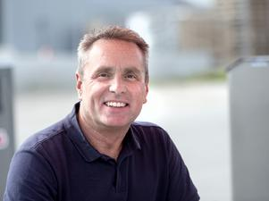 Tomas Strand, 55 år, säljare, Stockholm