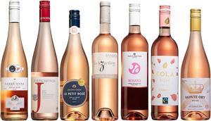 Nu ökar försäljningen av roséviner på bolaget och på restauranger. Påpassligt släpper också monopolet sju nya rosa viner som ska finnas i de flesta systembutiker under sommaren.Bild: Sune Liljevall