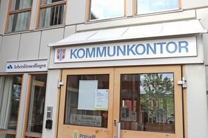 På kommunkontoret i Kopparberg tycks Bångbro inte vara så intressant.