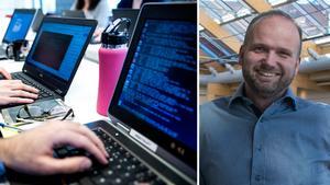 Epitetet IT-stad är alltjämt giltigt om Sundsvall. Bild: TT/Kenneth Fahlberg