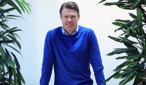 Mathias Fredriksson är mycket spänd på vad som blir utfallet av Ski Tour 2020.