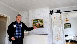 Anders Westin berättar om de möjligheter han ser med Ateljé Åkrarna.